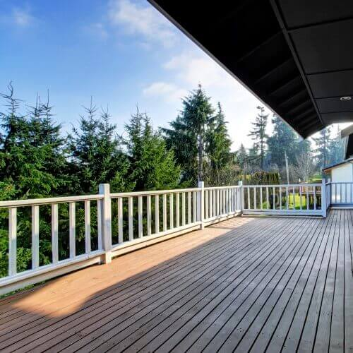 Decks by 7th State Builders