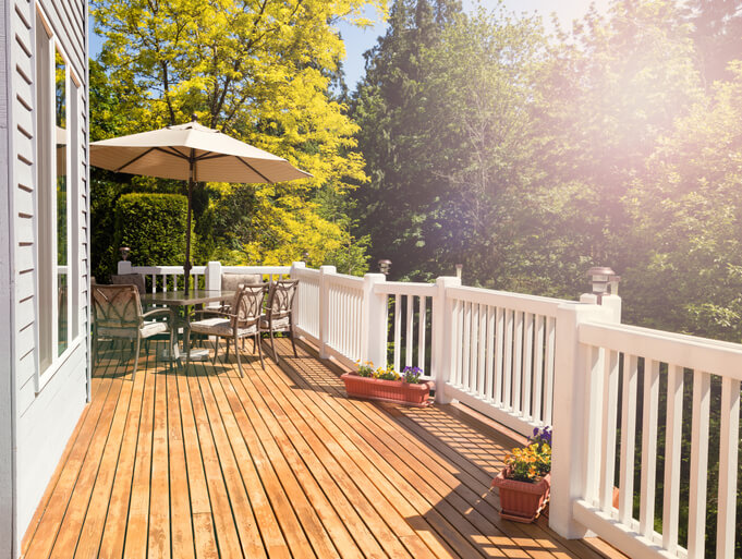 Maryland Decking - 7th State Builders