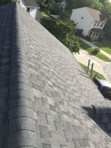New Roof Replacement Job 1