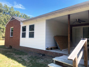 Home Renovation in Newburg, Maryland - Before