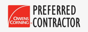 Owens Corning - Preferrred Contractor