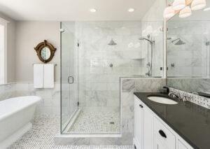 upgrades to increase home value Bathroom reno