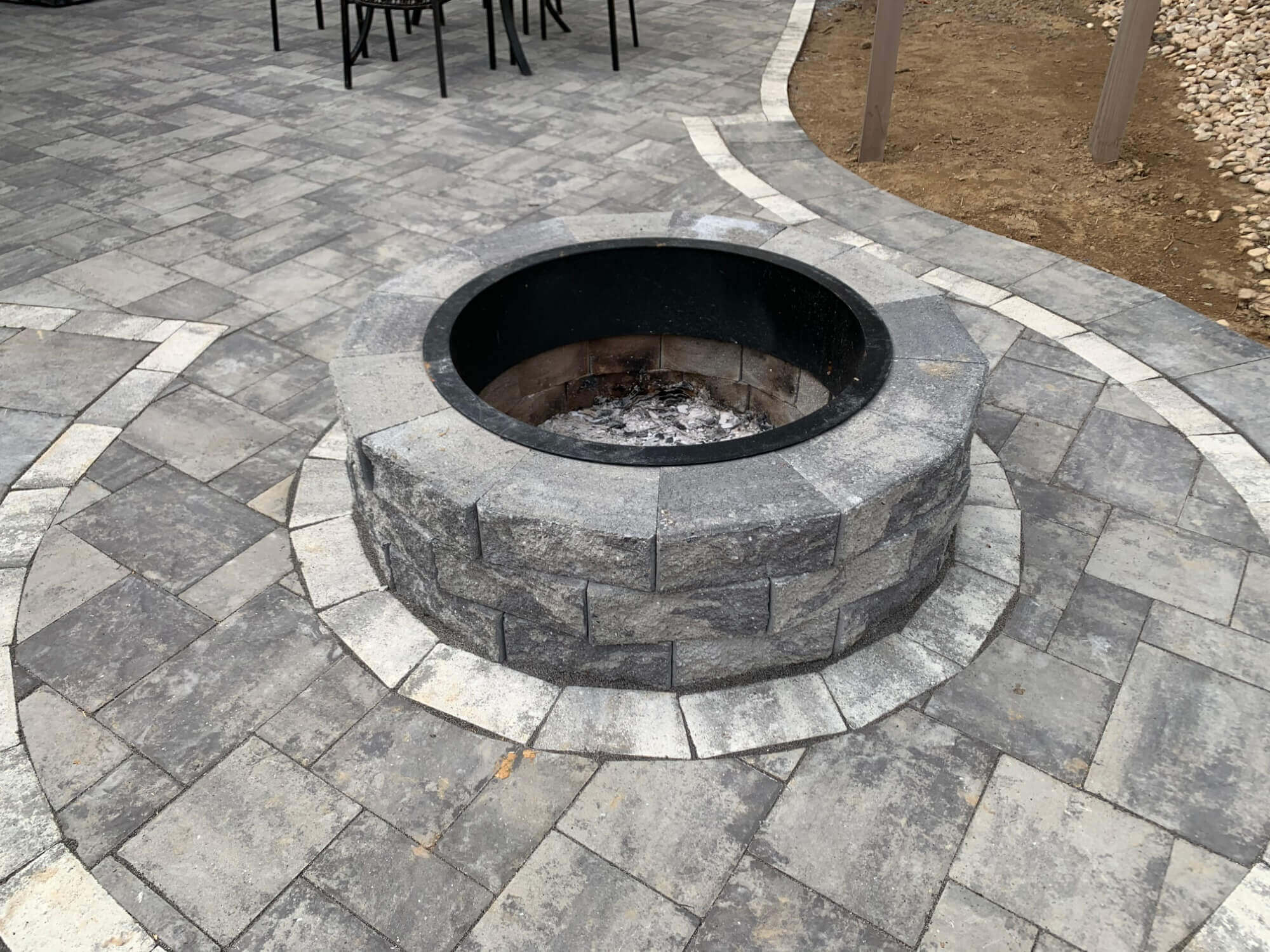 7th State Builders - Fire Pit