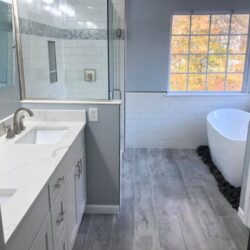 Custom Master Bathroom Remodel
