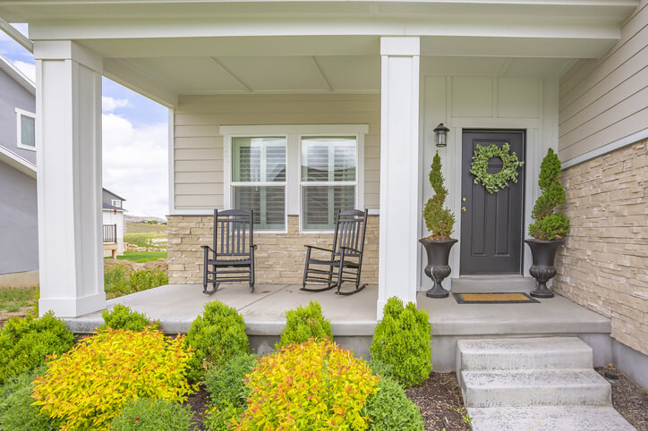 Remodel Your Home - Front Porch