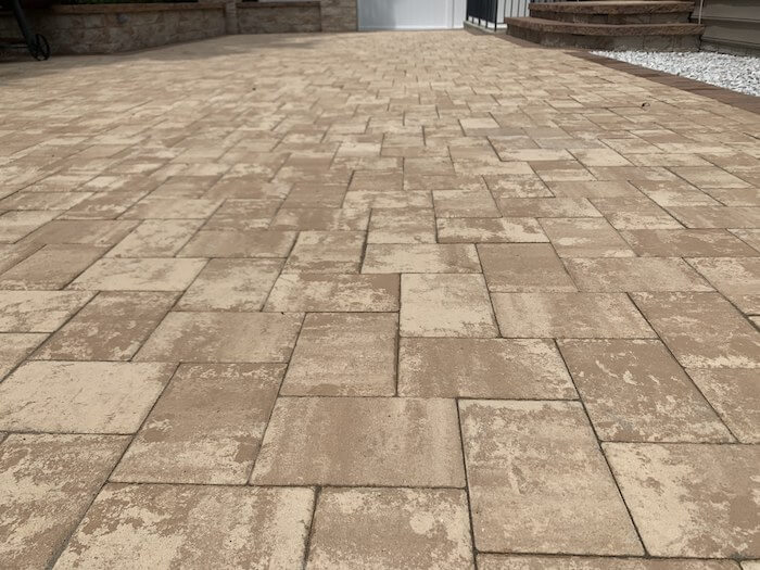 Pavers - New Patio in Southern Maryland