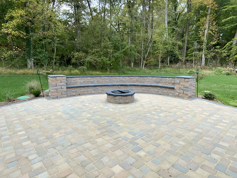 Fire Pit Space