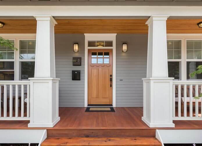 transform your home front porch