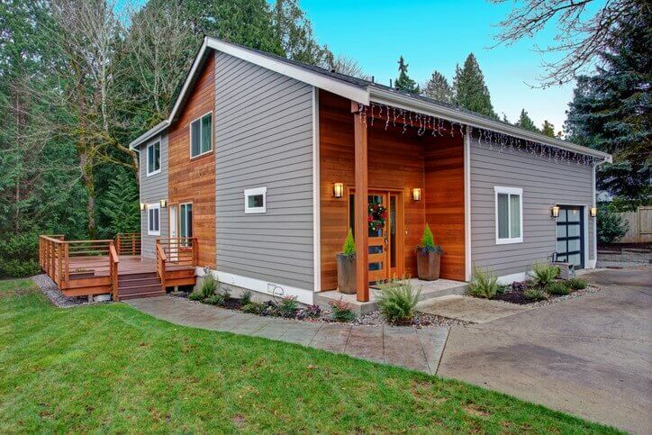 transform your home wood siding