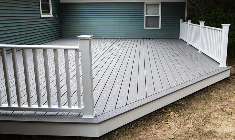 Composite Wood Decking Materials