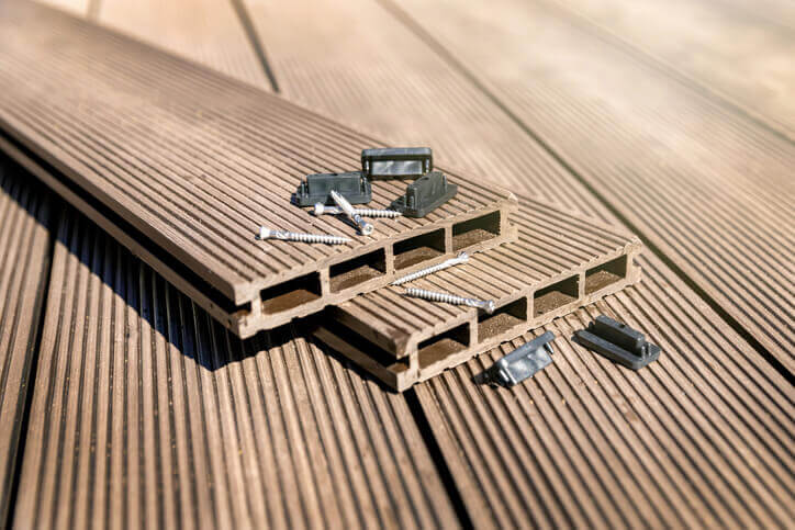 PCV Decking Material - 7th State Builders