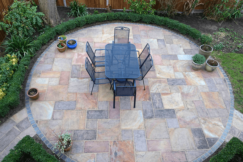Paver Patio Maryland - 7th State Builders
