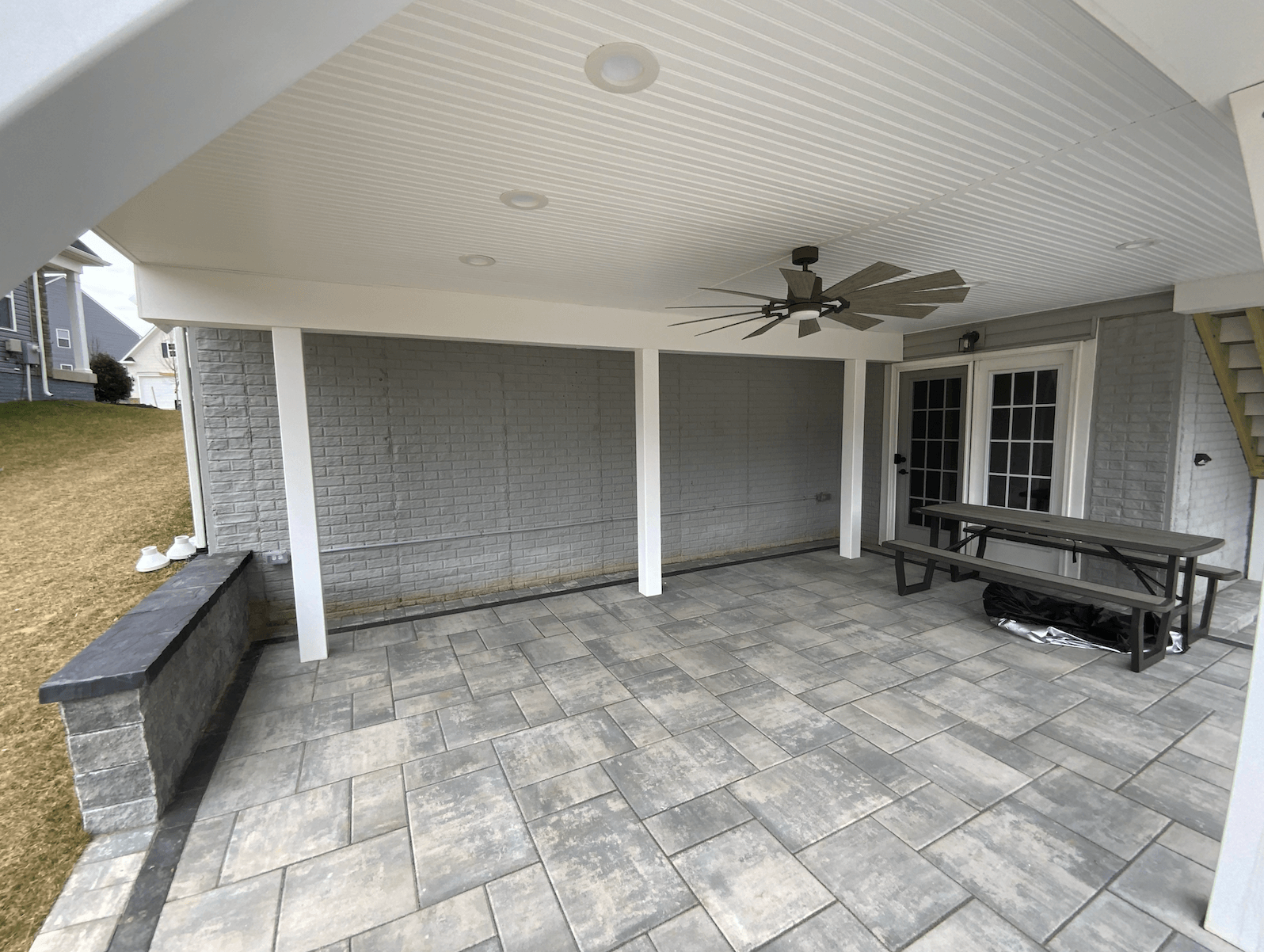 Paver Patio in Upper Marlboro