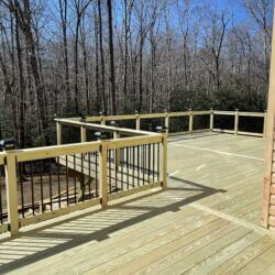 Entire Deck Remodel - Fixing Other Contractors Mistakes