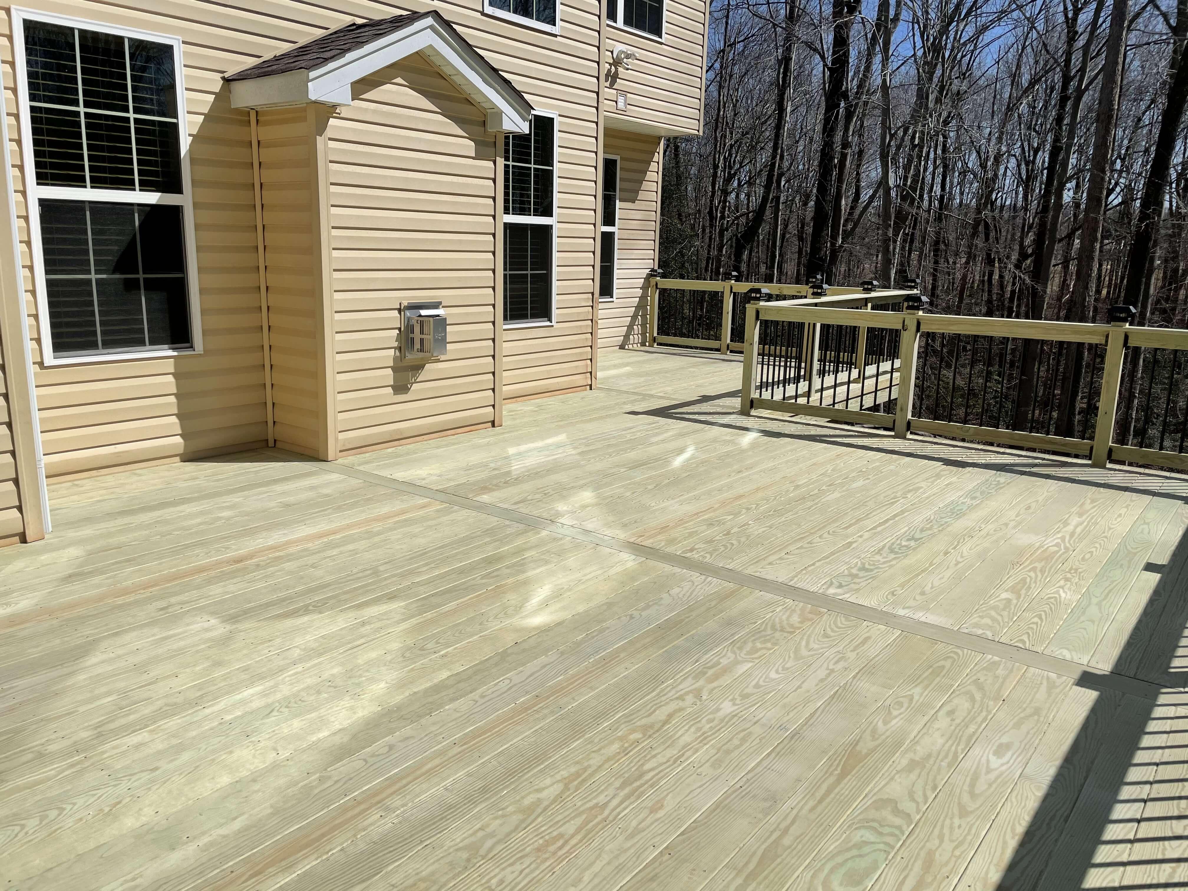Maryland Deck Remodel 1