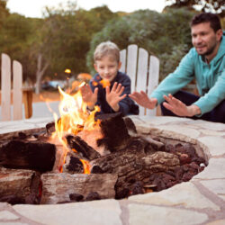 Fall Inspiration: How to Design a Custom Fire Pit for Your Backyard